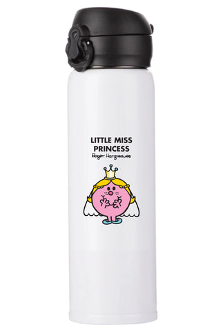 LITTLE MISS PRINCESS PERSONALISED WEDDING FLASK