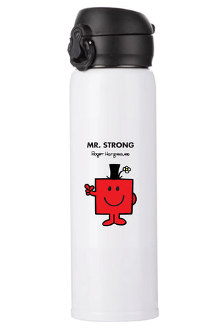 MR. STRONG PERSONALISED WEDDING FLASK