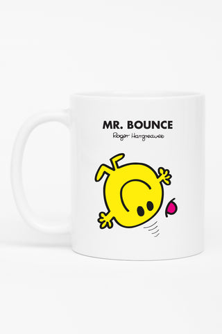 MR. BOUNCE PERSONALISED MUG