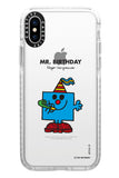 MR. BIRTHDAY PERSONALISED IMPACT PHONE CASE BY CASETIFY