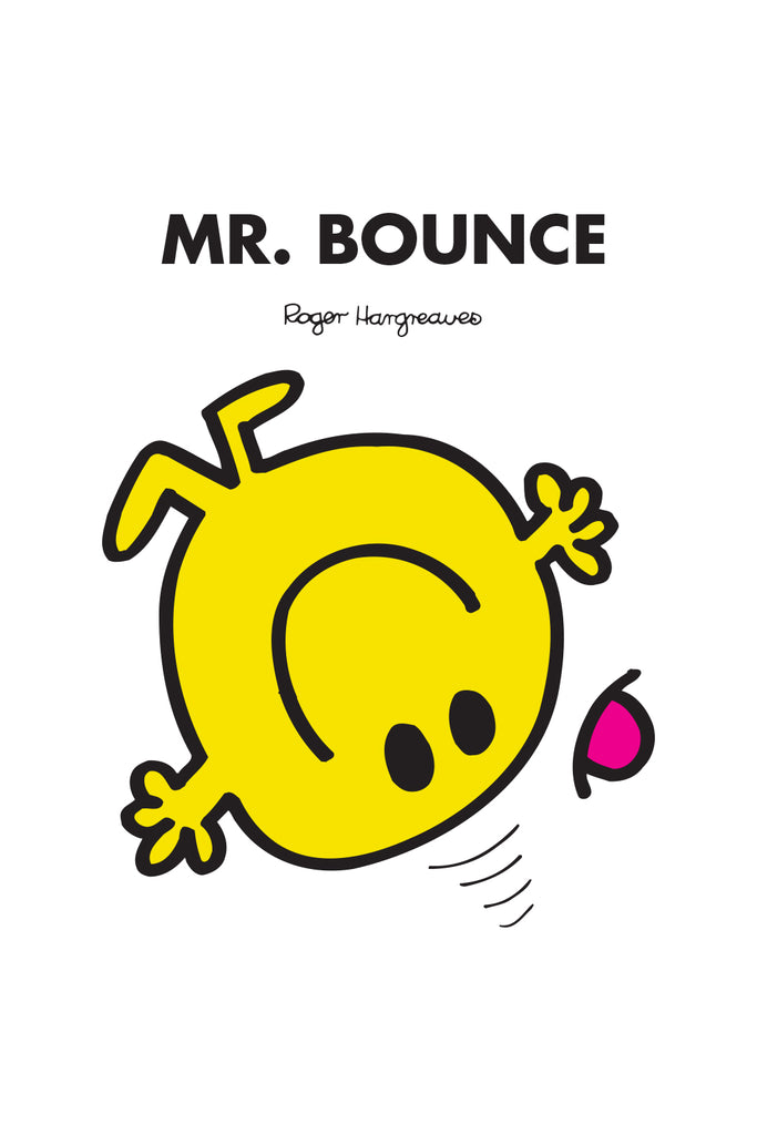 MR. BOUNCE PERSONALISED IMPACT PHONE CASE BY CASTIFY