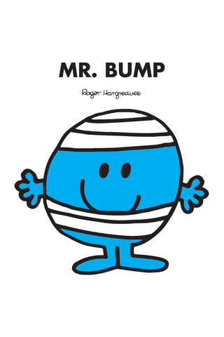 MR. BUMP PERSONALISED ART PRINT