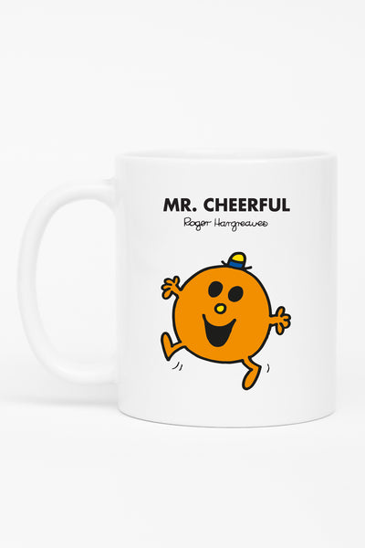 MR. CHEERFUL PERSONALISED MUG