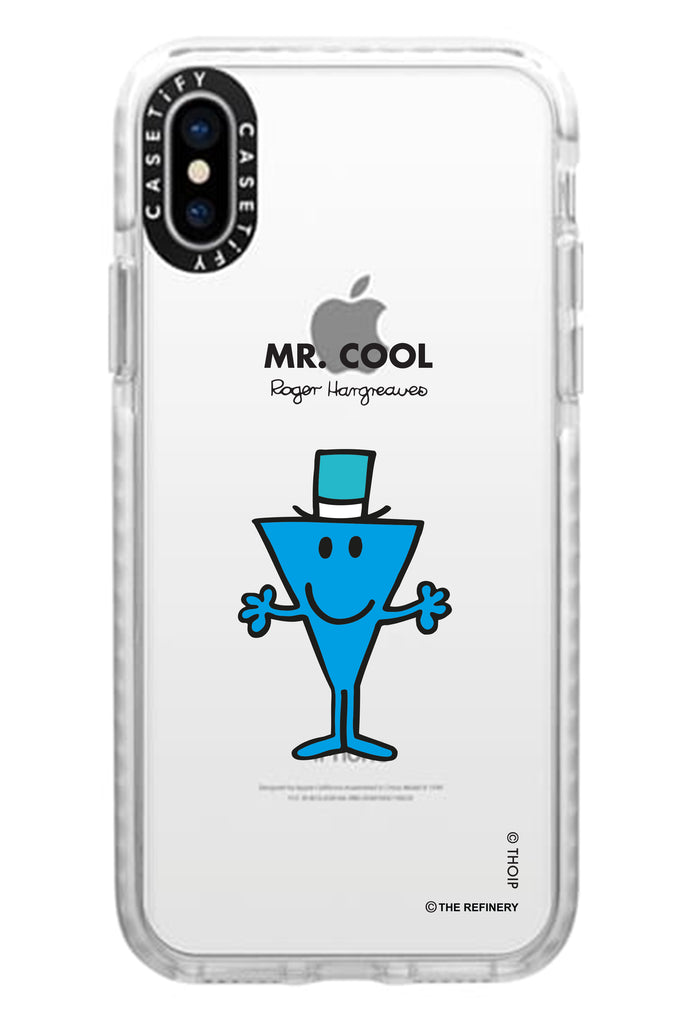 MR. COOL PERSONALISED IMPACT PHONE CASE BY CASETIFY