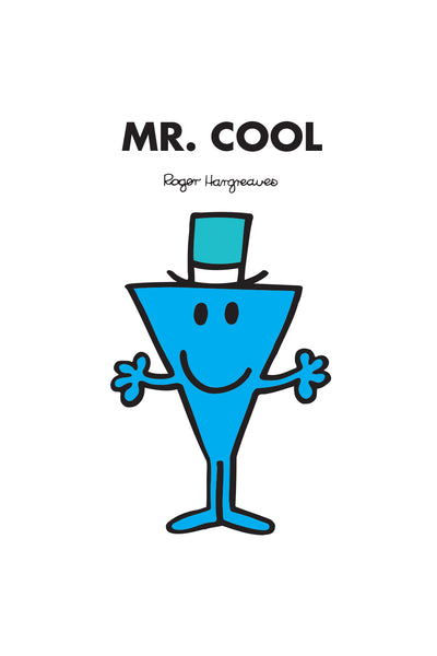 MR. COOL PERSONALISED ART PRINT