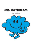 MR. DAYDREAM PERSONALISED ART PRINT