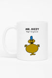 MR. DIZZY PERSONALISED MUG