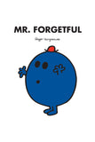 MR. FORGETFUL PERSONALISED ART PRINT