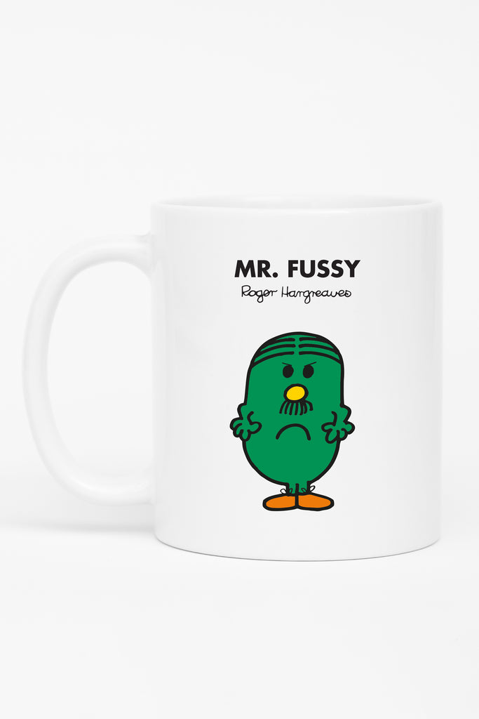 MR. FUSSY PERSONALISED MUG