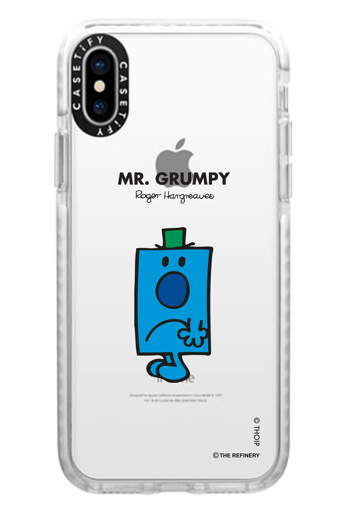 MR. GRUMPY PERSONALISED MUG