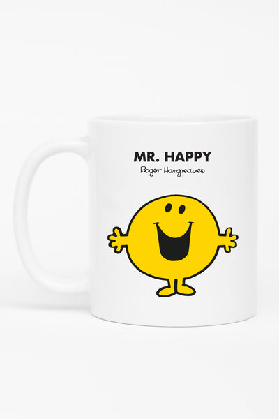 MR. HAPPY PERSONALISED MUG