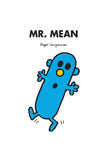 MR. MEAN PERSONALISED ART PRINT