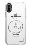 MR. NOBODY PERSONALISED IMPACT PHONE CASE BY CASETIFY