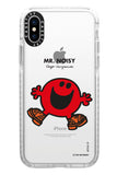 MR. NOISY PERSONALISED IMPACT PHONE CASE BY CASETIFY