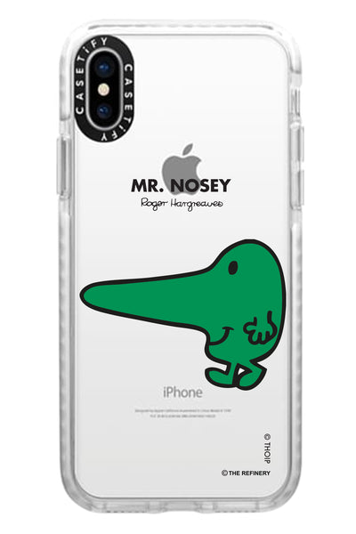 MR. NOSEY PERSONALISED IMPACT PHONE CASE BY CASETIFY