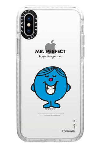 MR. PERFECT PERSONALISED IMPACT PHONE CASE BY CASETIFY