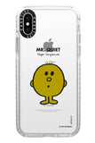 MR. QUIET PERSONALISED IMPACT PHONE CASE BY CASETIFY