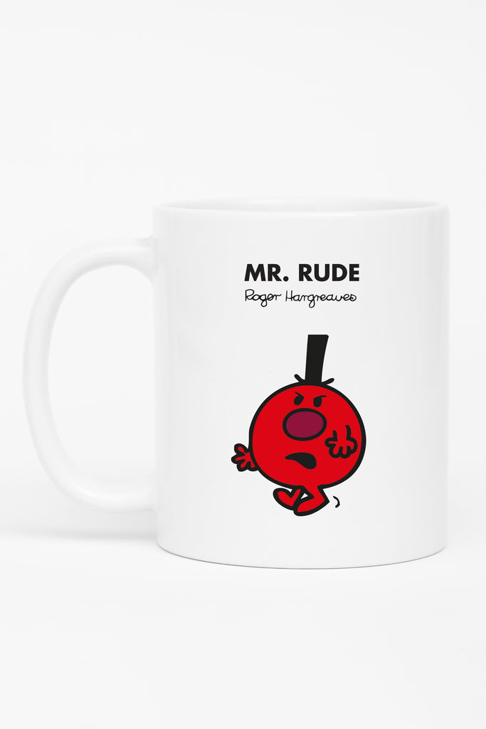 MR. RUDE PERSONALISED MUG