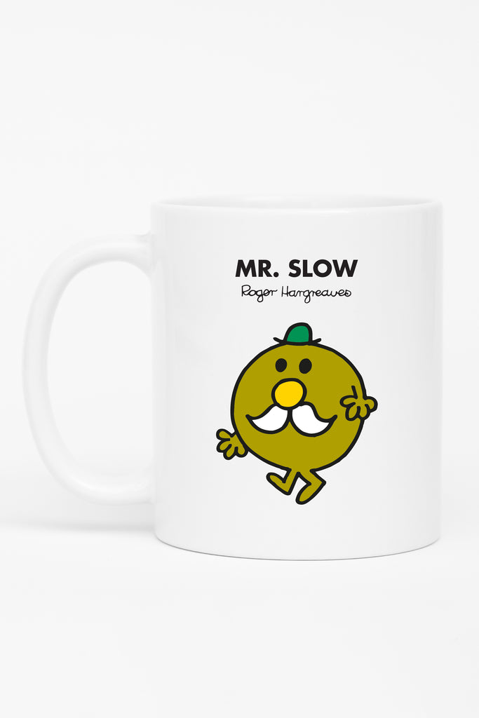 MR. SLOW PERSONALISED MUG