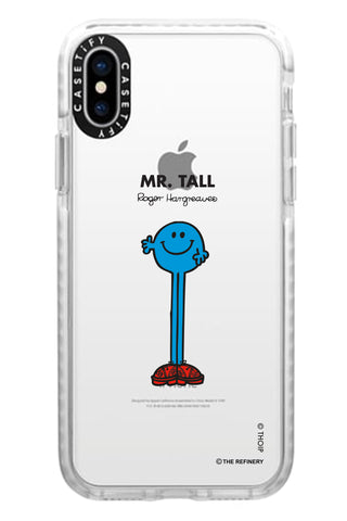 MR. TALL PERSONALISED IMPACT PHONE CASE BY CASETIFY