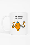 MR. TICKLE PERSONALISED MUG