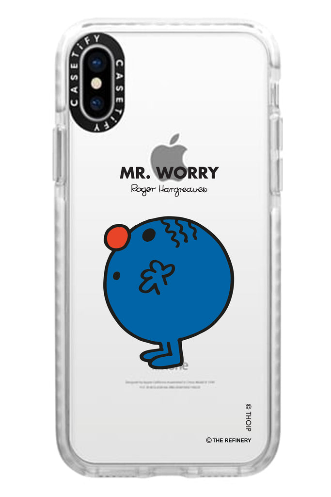 MR. WORRY PERSONALISED MUG