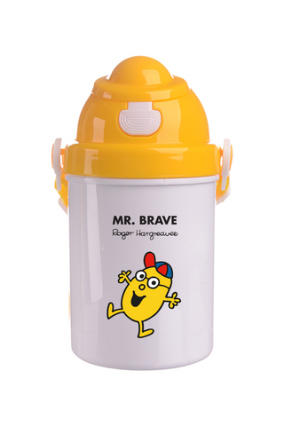 MR. BRAVE PPERSONALISED CHILDRENS WATER FLASK