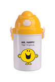 MR. HAPPY PERSONALISED CHILDRENS WATER FLASK