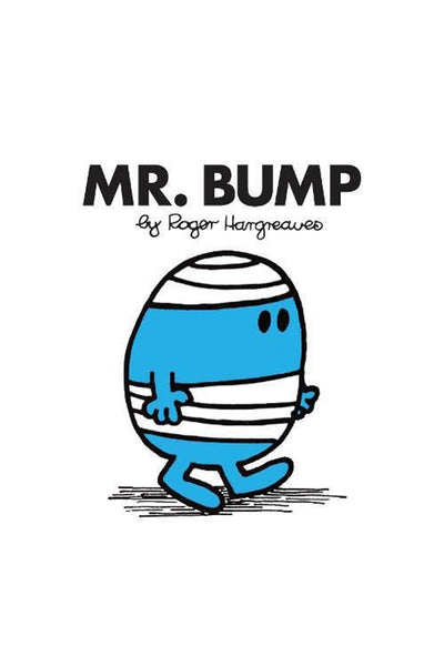 MR. BUMP BOOK