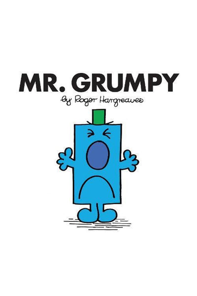 MR. GRUMPY BOOK