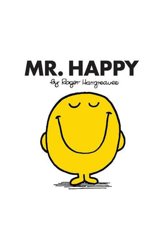 MR. HAPPY BOOK