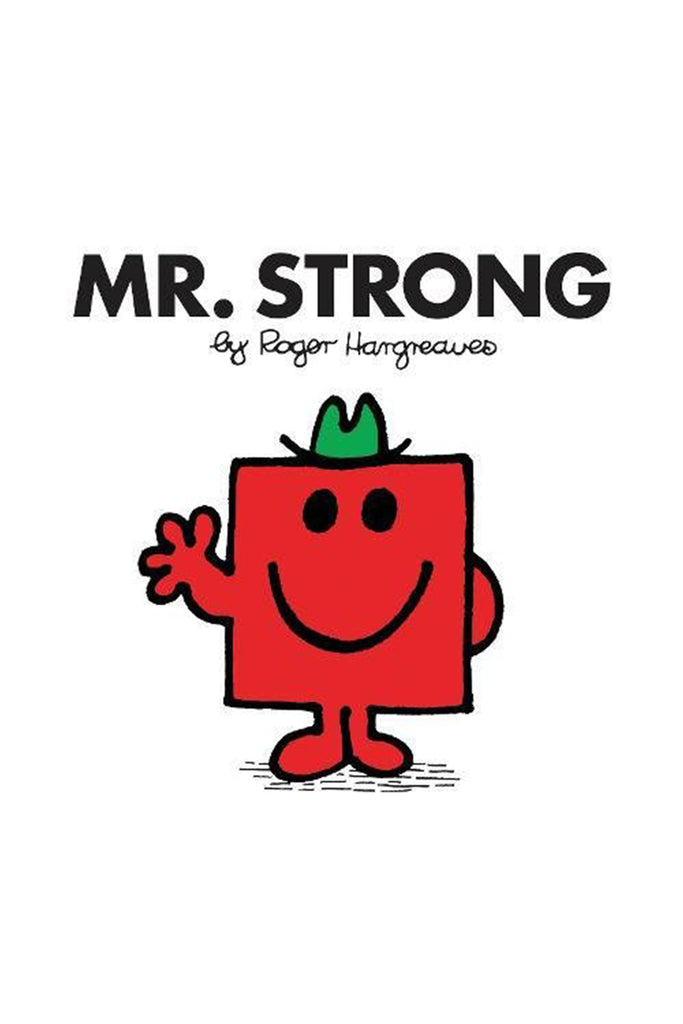 MR. STRONG BOOK