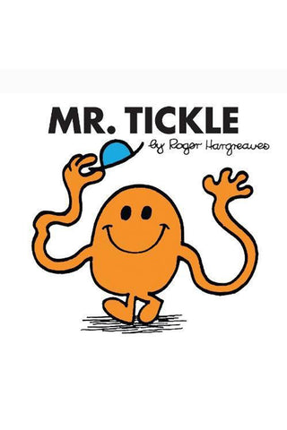 MR. TICKLE BOOK