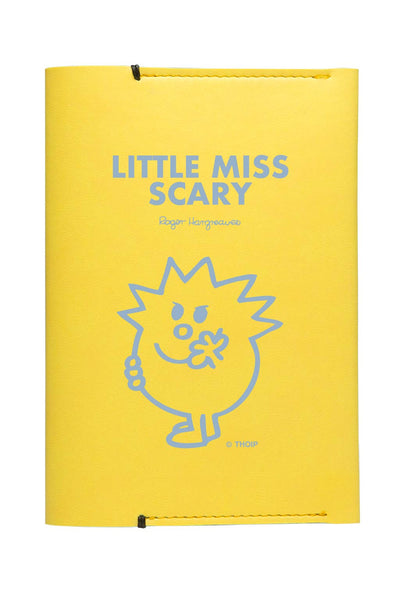 LITTLE MISS SCARY PERSONALISED PASSPORT HOLDER