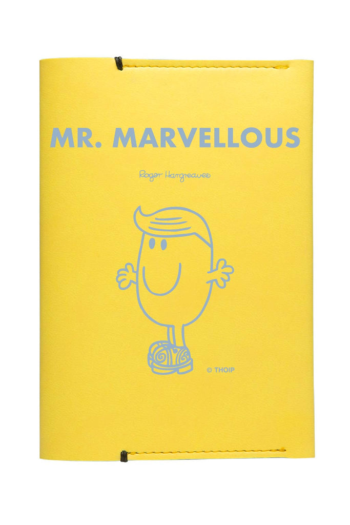 MR MARVELLOUS PERSONALISED PASSPORT HOLDER