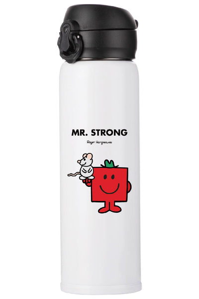 CHINESE NEW YEAR  MR. STRONG PERSONALISED FLASK