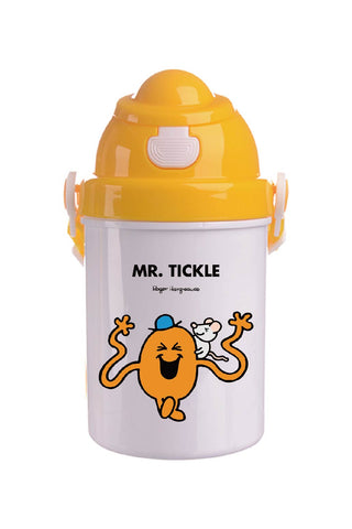 CHINESE NEW YEAR MR. TICKLE PERSONALISED CHILDREN WATER BOTTLE