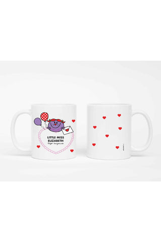 SPECIAL LOVE EDITION LITTLE MISS BAD PERSONALISED MUG