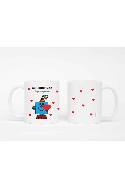 SPECIAL LOVE EDITION MR. BIRTHDAY PERSONALISED MUG