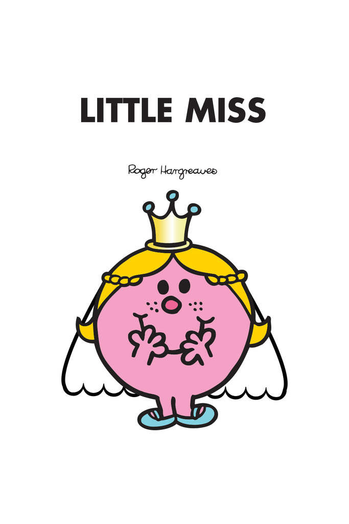 LITTLE MISS PRINCESS WEDDING PERSONALISED MUG