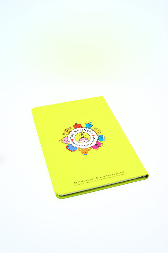 LITTLE MISS SPLENDID NOTEBOOK