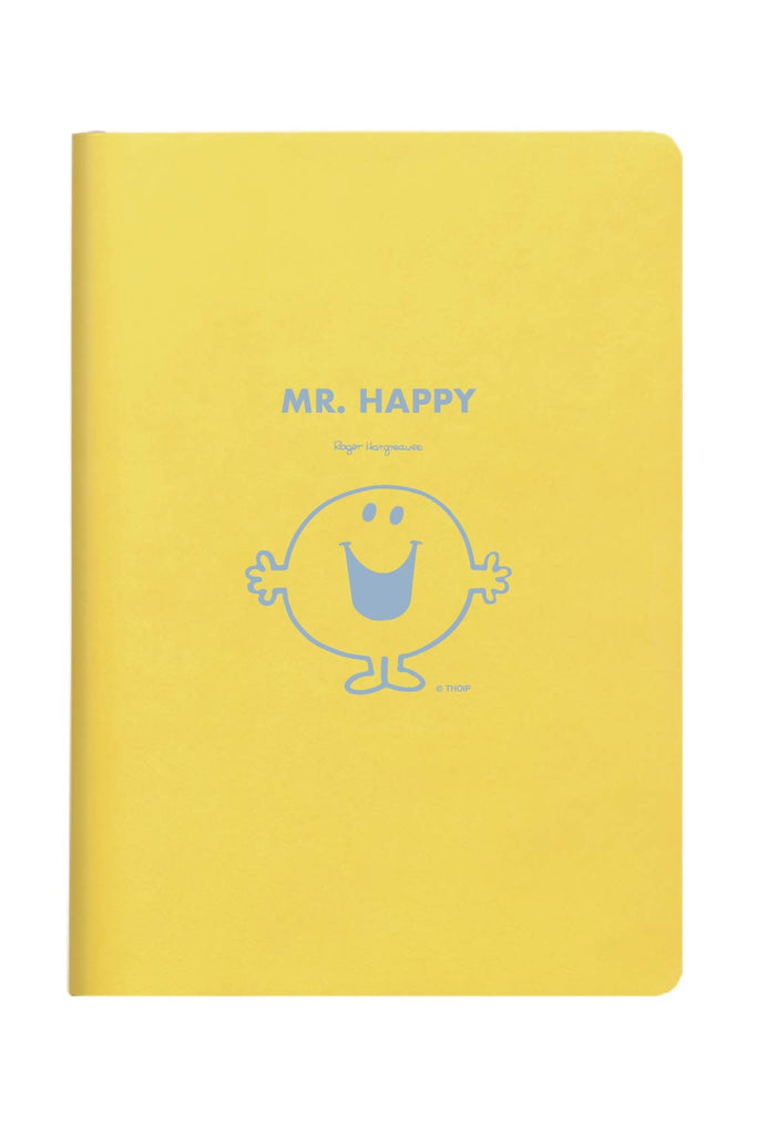 MR HAPPY PERSONALISED A4 FOLDER
