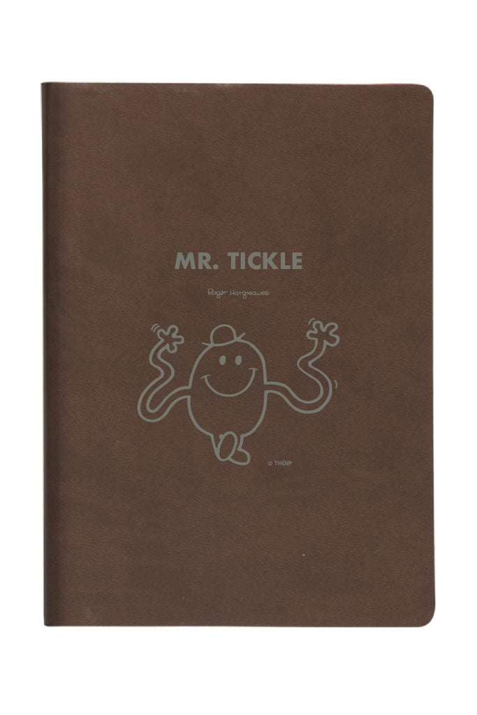 MR TICKLE PERSONALISED A4 FOLDER