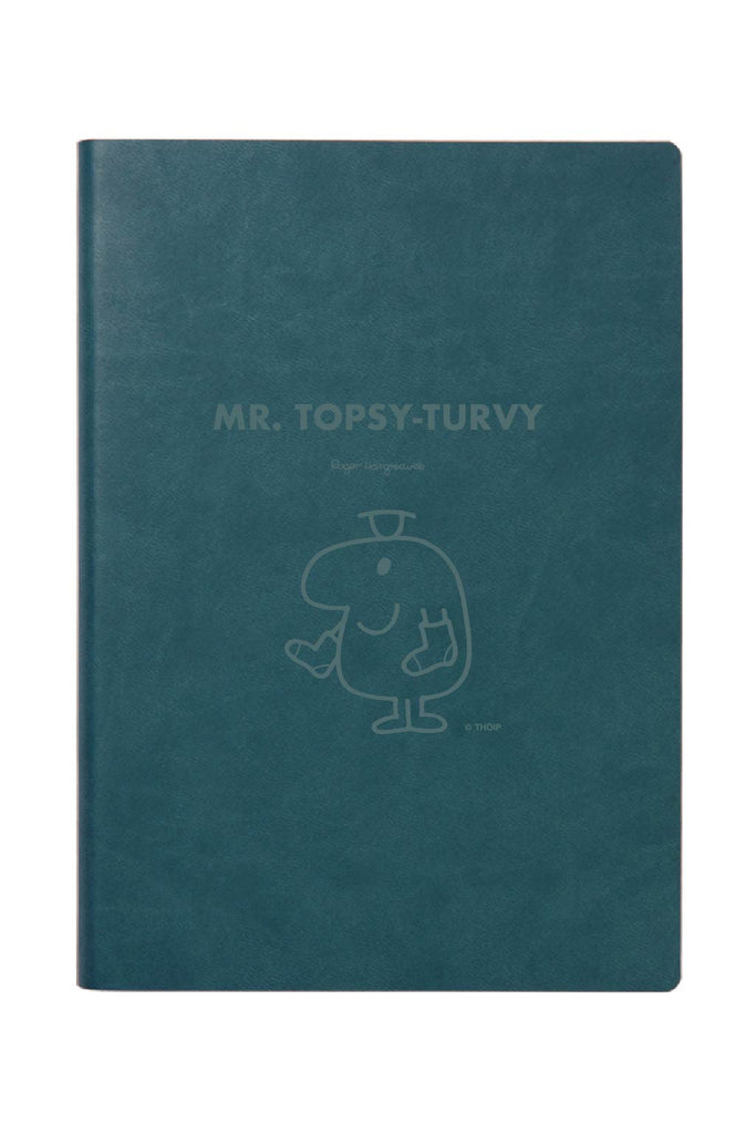 MR TOPSY-TURVY PERSONALISED A4 FOLDER