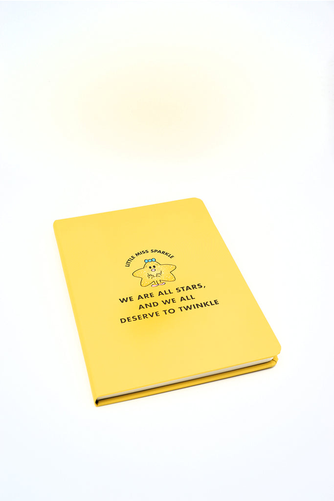 LITTLE MISS SPARKLE NOTEBOOK