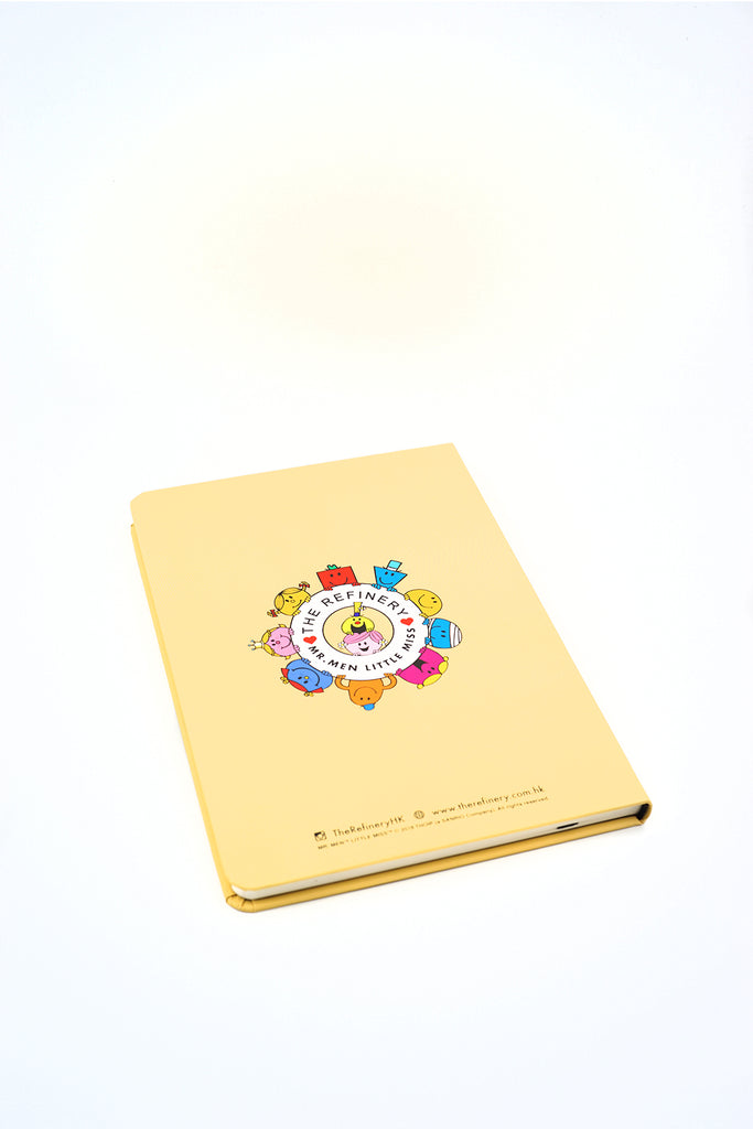 LITTLE MISS MAGIC NOTEBOOK