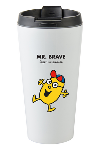 MR. BRAVE PERSONALISED COFFEE MUG