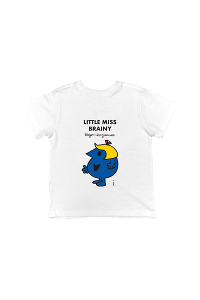 LITTLE MISS BRAINY PERSONALISED CHILDREN