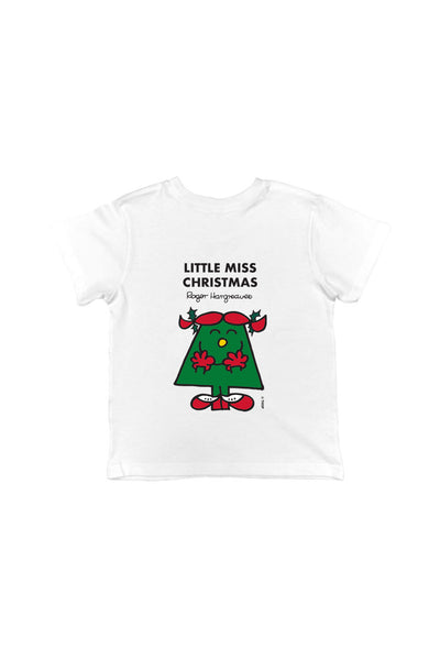 LITTLE MISS CHRISTMAS PERSONALISED CHILDREN