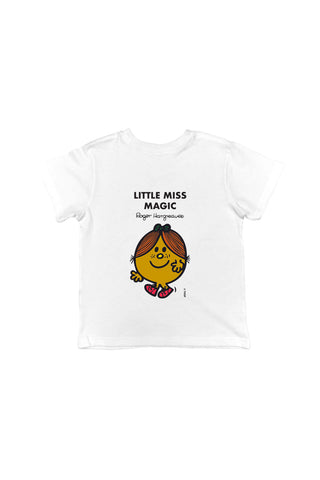 LITTLE MISS MAGIC PERSONALISED CHILDREN'S T-SHIRT